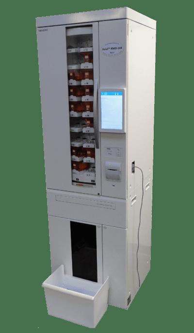 Axial Multi-Dose Machine