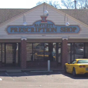 Bartlett Perscription Shop